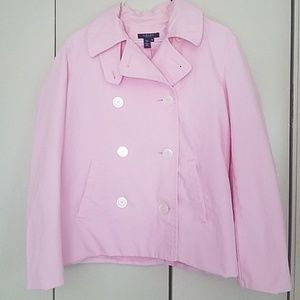 Pink Chaps lined jacket